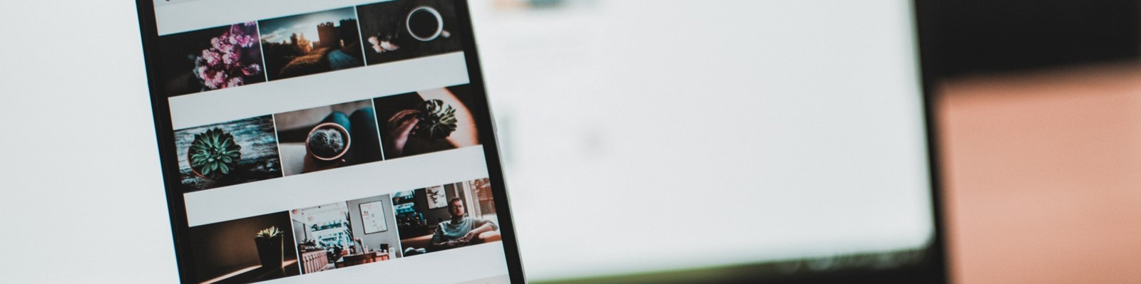 Posting high quality content to create a great instagram profile