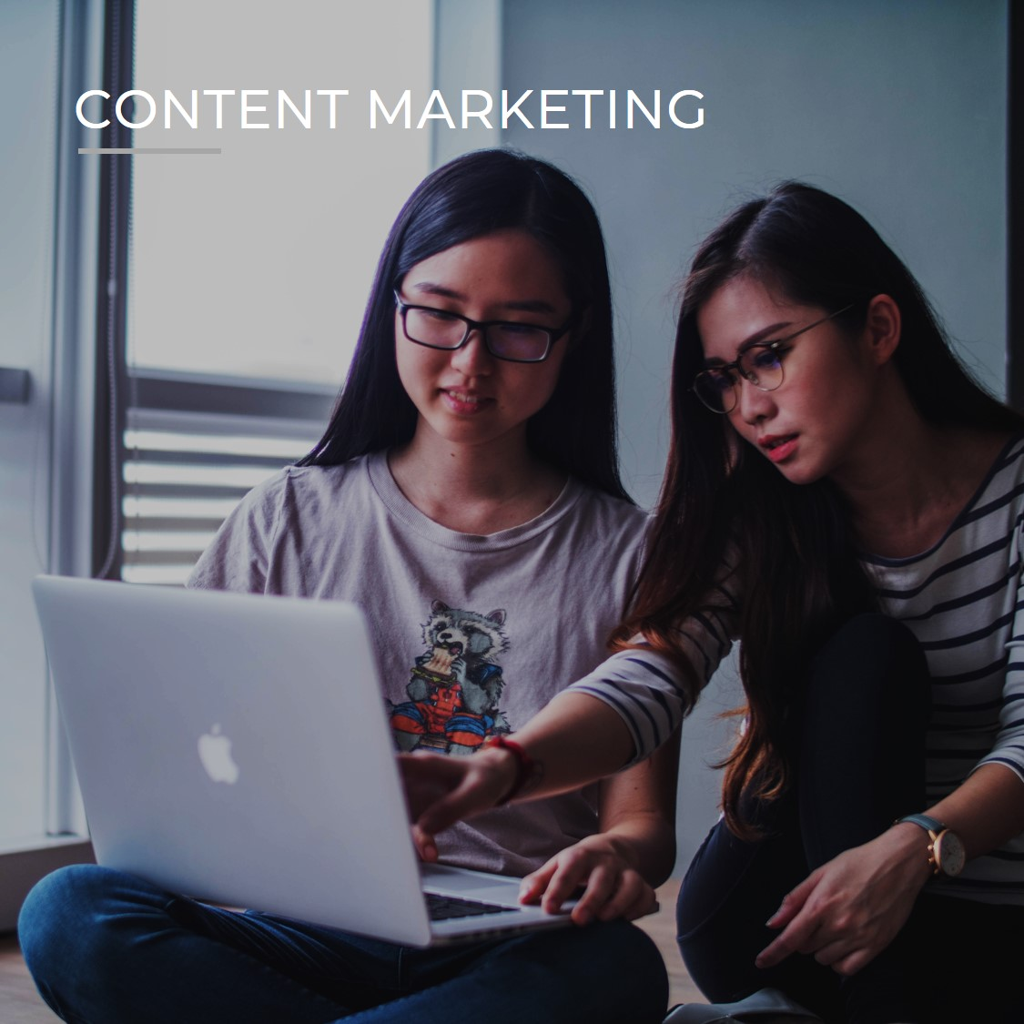marketing wire Content marketing services