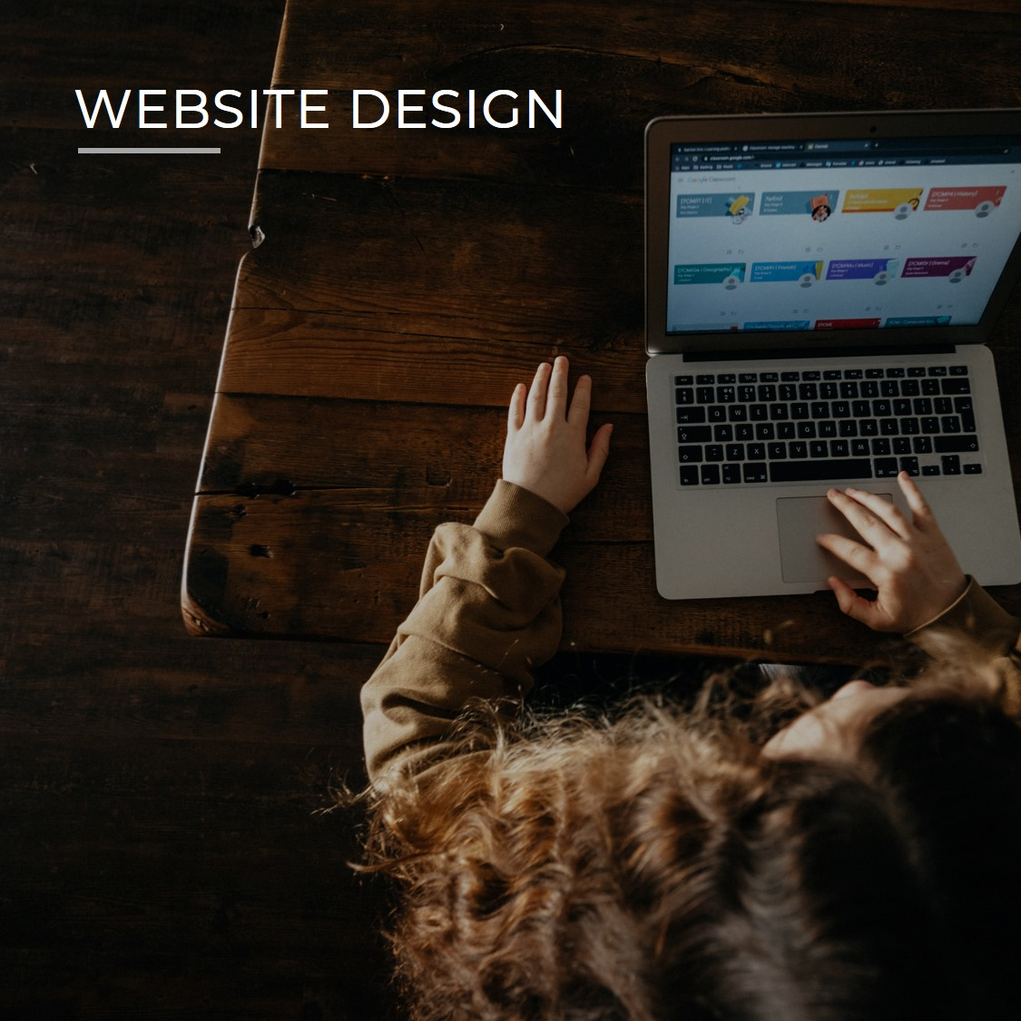 marketing wire Website design services
