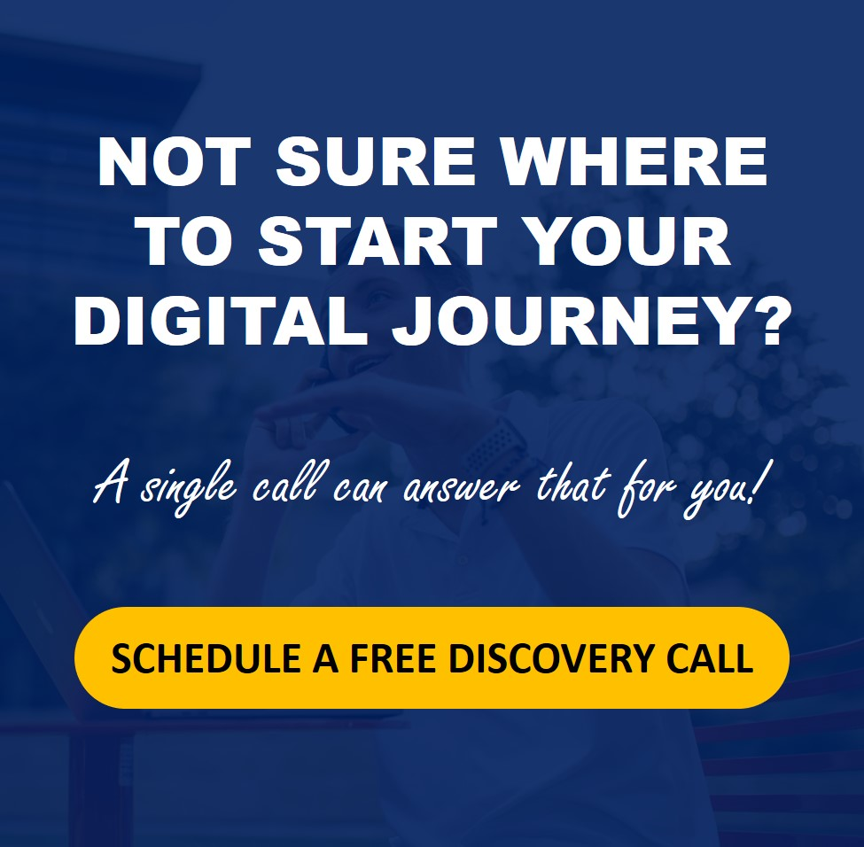 Schedule a free marketing discovery call